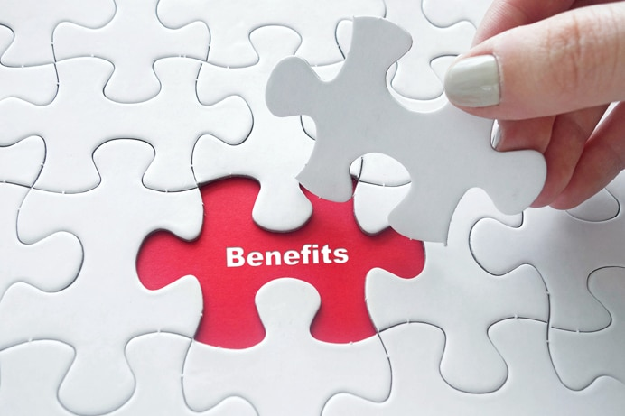 extra benefits for clients