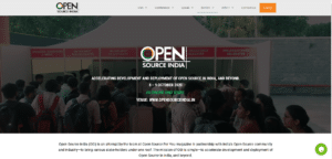 Open Source India Home Page