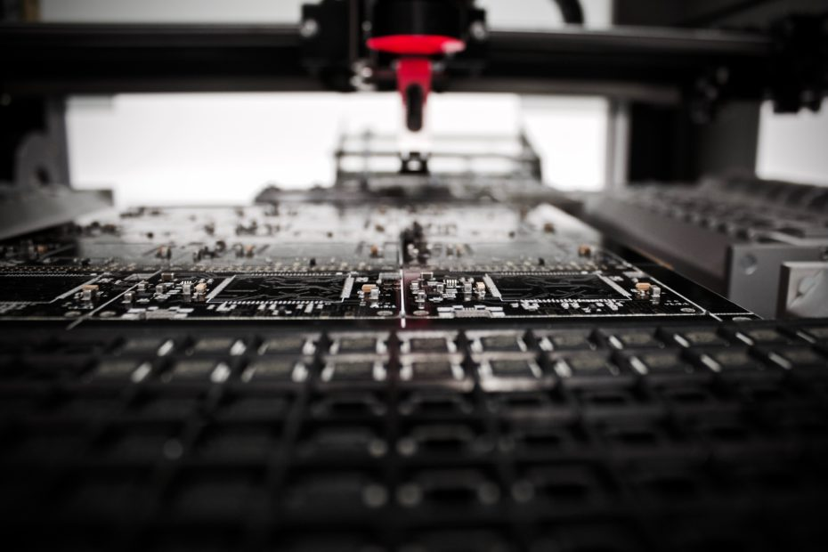 Electronics Industry Manufacturing